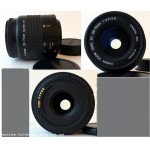Objectif 0 CANON EF 38'76 mm Canon Zoom INC auto manuel 0